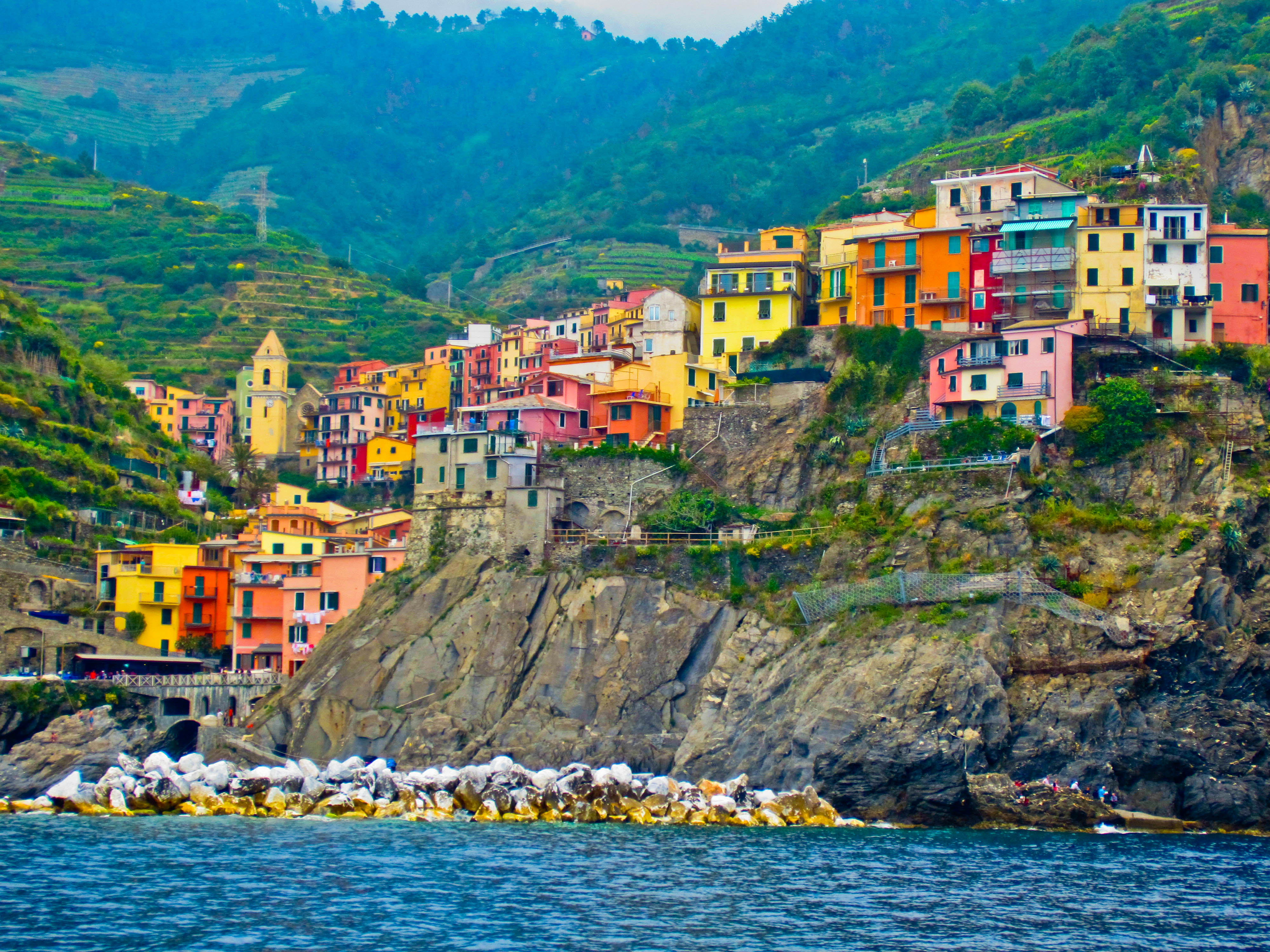 Colorful Cities Around the World